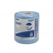 7493 - Кухненска ролка Kimberly-Clark WYPALL синя