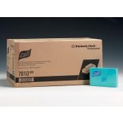 7810 - Kimberly-Clark SCOTT кърпи за лице двупластови