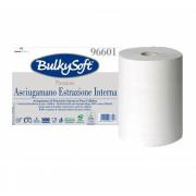 96601 - Кухненска ролка Bulky Soft Premium бяла с централно развиване голяма