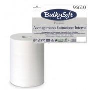 96610 - Кухненска ролка Bulky Soft Premium бяла с централно развиване